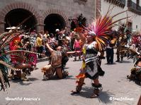 Dance of the Aztec