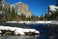 Yosemite Winter
